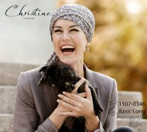Christine Style 1107-0346 JOLI (8200-346) Long bands cotton turban