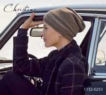 Christine Style 1132-0251 NEVE Cashmere Beanie Hat