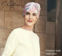 Headwear turban Christine Style 1008-0402 (8266) LOTUS BAMBOO
