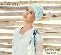 Headwear turban Christine Style 1008-0404 (8266) LOTUS BAMBOO