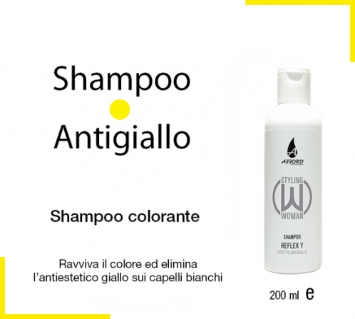Professional Anti-yellowing Shampoo