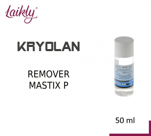 Remover for MASTIX P Spirit Gum