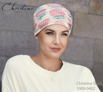 Turban with band Christine Style 1009-0402 (8278) KARMA BAMBOO