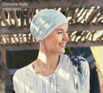 Turban with band Christine Style 1009-0404 (8278) KARMA BAMBOO