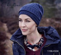 Berretto Cappello in cotone Christine Style 1196-0504 LUMI