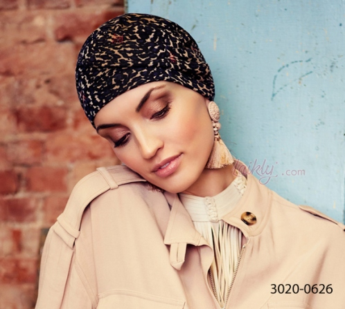 Calottina Boho Spirit Headwear 3020-0626 RUBY SKYE