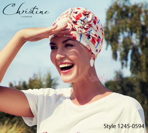 Calottina lino Christine Style 1245-0594 LOTUS