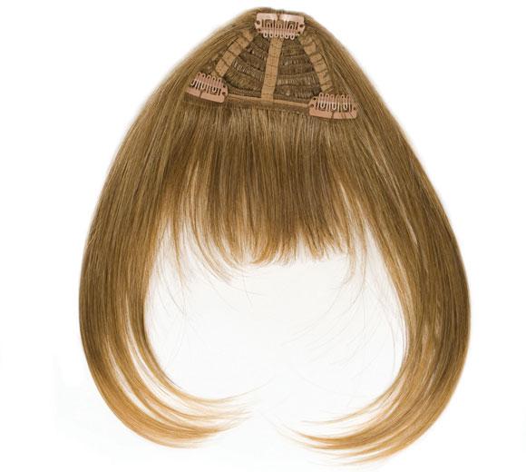 Frange capelli veri