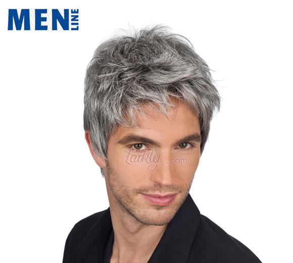 Colore per capelli grigi uomo – Acconciature popolari 2018 7fed8a24c653