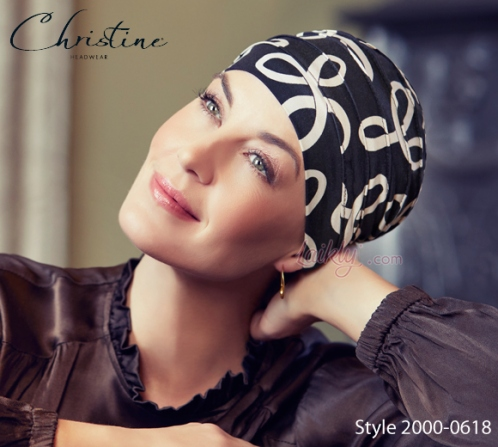 Turbanti chemioterapia Christine Headwear Style 2000-0618 YOGA BAMBU'
